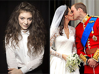 Lorde's Grammy Hit 'Royals,' as Illustrated by Royals Photos | Royal Wedding, Kate Middleton, Lorde, Prince William