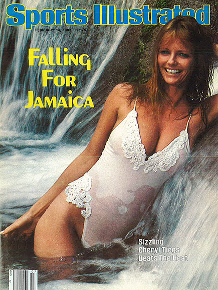 Christie Brinkley 1980 Sports Illustrated