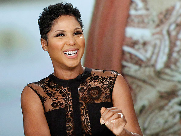 Toni Braxton Talks Grammy Awards, Shares Advice for New Artists