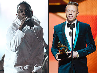 Macklemore Texts (and Instagrams) Kendrick Lamar Apology  for Grammy Win | Macklemore, Kendrick Lamar