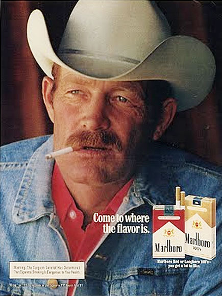 Eric Lawson Was the Fifth Marlboro Man to Die of Smoking-Related Illness| Death, Real People Stories