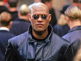 Watch Laurence Fishburne Resurrect Morpheus from The Matrix for Kia's Super Bowl Ad | Laurence Fishburne