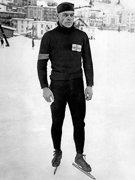Olympic Flashback: This Is What World Class Ice Skating Looked Like in 1924| Winter Olympics 2014, Adolf Hitler, Sonja Henie, Olympics