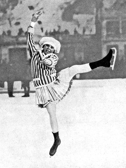 Olympic Flashback: This Is What World Class Ice Skating Looked Like in 1924| Winter Olympics 2014, Adolf Hitler, Sonja Henie, Actor Class