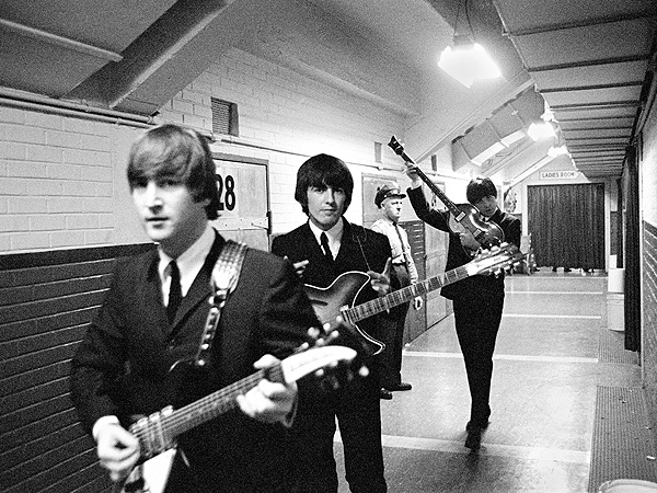 Photos of a Beatles Invasion, 50 Years After The Ed Sullivan Show| The Beatles, Producers Class, RolesClass, The Beatles