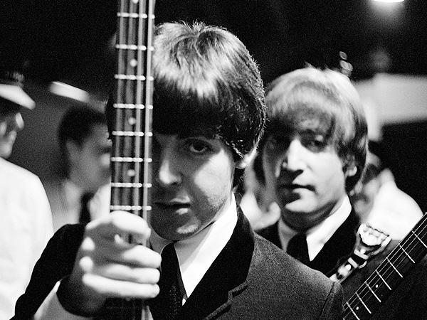 Photos of a Beatles Invasion, 50 Years After The Ed Sullivan Show| The Beatles, Producers Class, RolesClass
