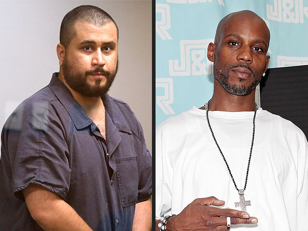 George Zimmerman to Fight DMX in Boxing Match After Trayvon Martin Verdict