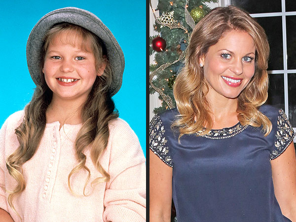 Candace Cameron Bure Talks 'Full House'
