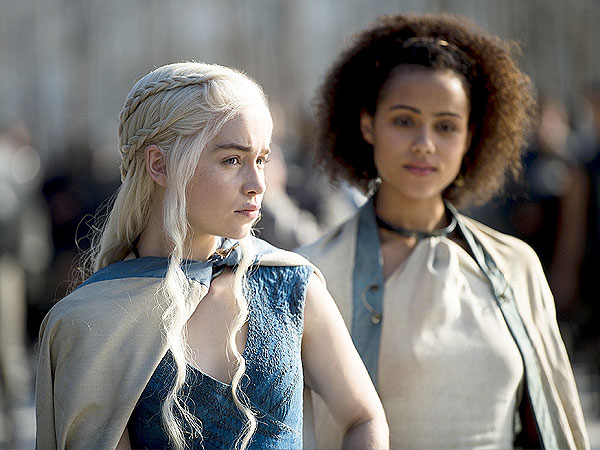 Brilliant Fan-Made Game of Thrones Trailer Is the Latest Season 4 Sneak Peek| Game of Thrones, Emilia Clarke