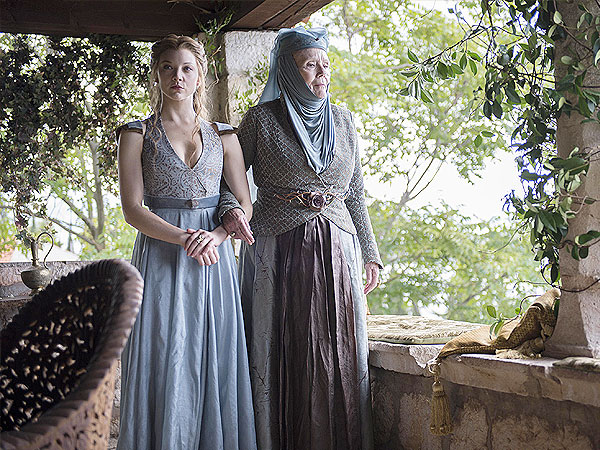 natalie dormer 600x450 Game of Thrones Season 4 Premiere: What We Know Now