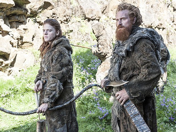 rose leslie 600x450 Game of Thrones Season 4 Premiere: What We Know Now