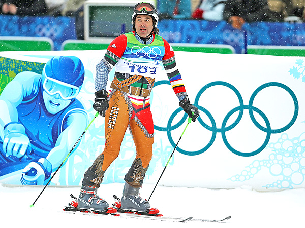 Is Hubertus von Hohenlohe the Most Interesting Athlete in the Olympics?| Olympics, Winter Olympics 2014
