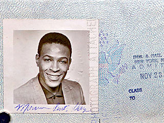 Marvin Gaye's Passport Found by Collector – So Just How Much Is It Worth? | Antiques Roadshow, Marvin Gaye