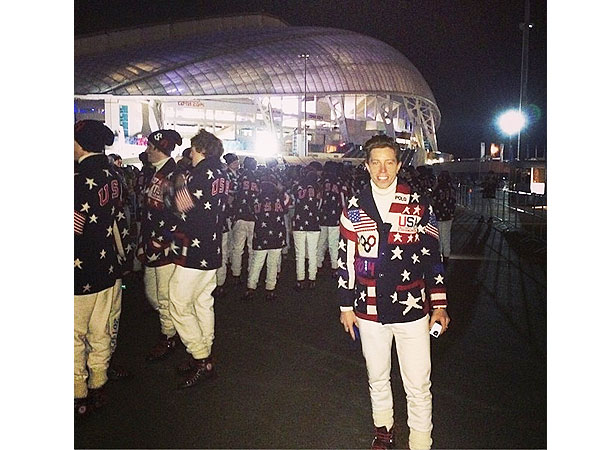 See the Top 3 Instagram Posts of the Sochi Opening Ceremonies| Winter Olympics 2014, Olympics, Athletic Events
