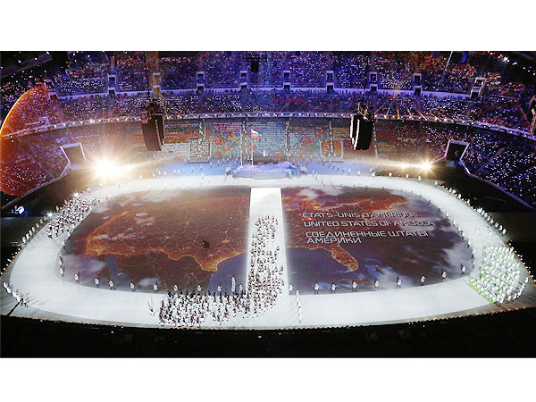Sochi Photos: 17 Opening Ceremony Highlights We Can't Wait to See on TV| Winter Olympics 2014, Olympics