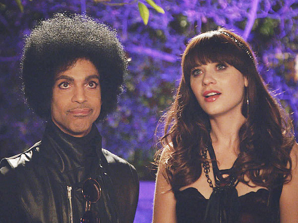 The Night Prince Won Over New Girl with Pancakes and Ping-Pong: WATCH | Prince