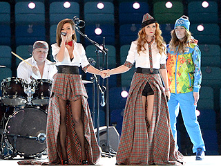 The Rumors Are True: t.A.T.u Reunited for the Olympics Opening Ceremony | Olympics, Winter Olympics 2014