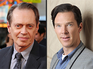 A Valentine's Day Tribute to Hollywood's Unsung Hunks | Benedict Cumberbatch, Steve Buscemi