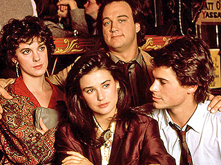 Before the Remake: A Look Back at Demi Moore and Rob Lowe in About Last Night   About Last Night, Demi Moore, Elizabeth Perkins, Jim Belushi, Rob Lowe