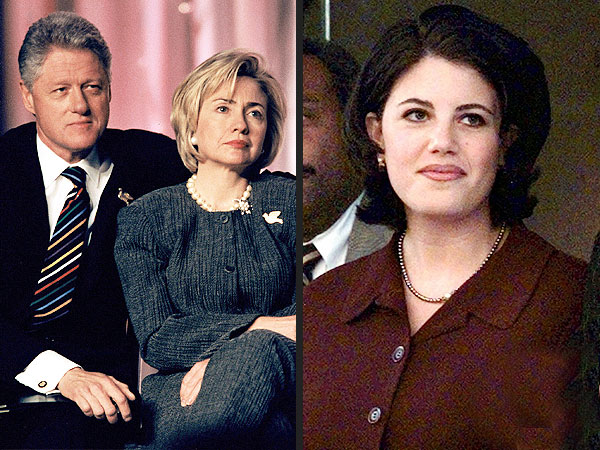 Hillary Clinton: Monica Lewinsky Was 'Narcissistic Loony Toon' in Affair