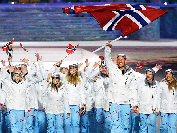 6 Reasons to Root for Norway at the Olympics (When the U.S. Is Out of Contention)| Winter Olympics 2014