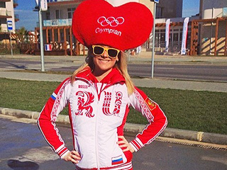 Olympians Spread the Love with Valentine's Day Instagrams