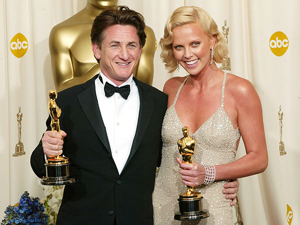 Flashback: 'It' Couple Sean Penn and Charlize Theron's Double Oscar Win a Decade Ago | Oscars 2004, Charlize Theron, Sean Penn