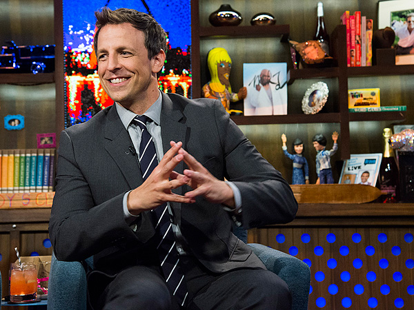 Seth Meyers Named Host of 2014 Emmy Awards | Seth Meyers