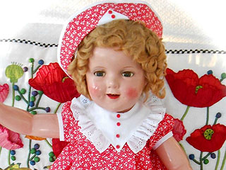 The Wonderful and the Weird: 10 Vintage Shirley Temple Collectibles