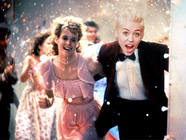 Happy 30th Birthday Footloose: It's Time to Cut ... Twerkloose!| Footloose, Kevin Bacon, Miley Cyrus