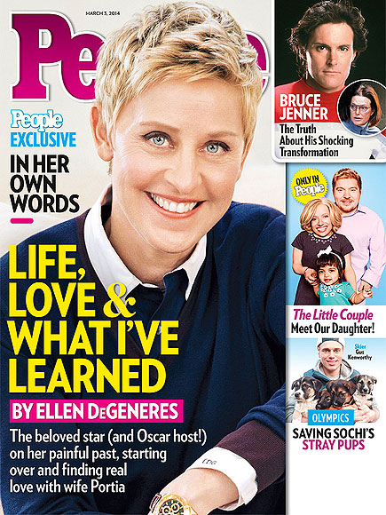 Ellen DeGeneres Shares Her 5 Favorite Viral Videos| Ellen Degeneres Cover, Ellen DeGeneres