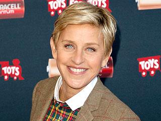 Ellen DeGeneres Shares Her 5 Favorite