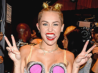 Miley Cyrus Says She 'Can't Quit
