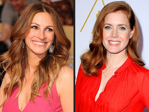 The Impressive History of Oscar-Winning Redheads | Amy Adams, Julia Roberts