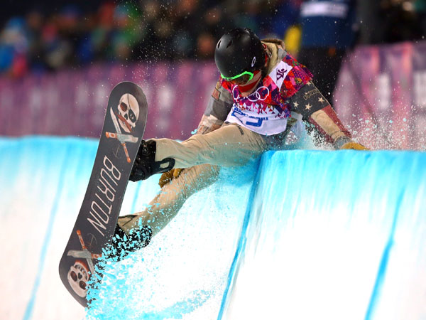 Photos: 17 of the Gnarliest Wipeouts at the 2014 Winter Olympics| Winter Olympics 2014, Shaun White