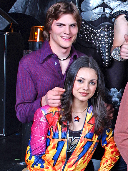 That '70s Show's Mila Kunis and Ashton Kutcher Are Engaged