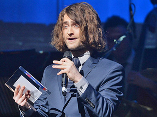 Daniel Radcliffe on Long Locks: 'I