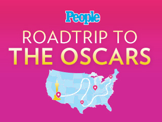 Oscars Infographic: If the Best Picture Race Was a Great American Road Trip