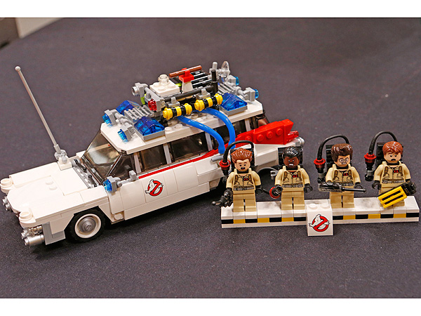 Ghostbusters, Star Wars and The Lego Movie Sets Are Making 2014 the Best Lego Year Ever| LEGO, Ghostbusters, The LEGO Movie, Star Wars, Lego, Home Video Products, Media Product Details, Media Products