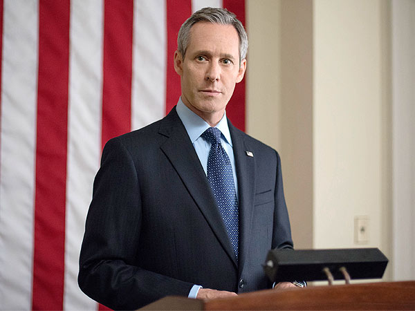 House of Cards President Michel Gill Talks the Evil of Frank Underwood | House of Cards
