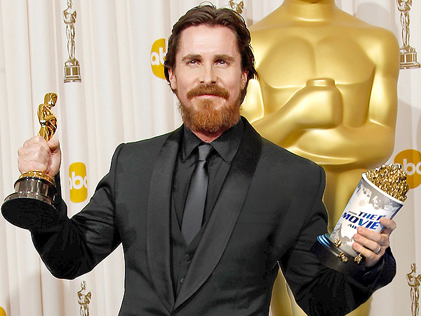 When the Oscars Meet the MTV Movie Awards | Academy Awards, MTV Movie Awards 2006, Christian Bale