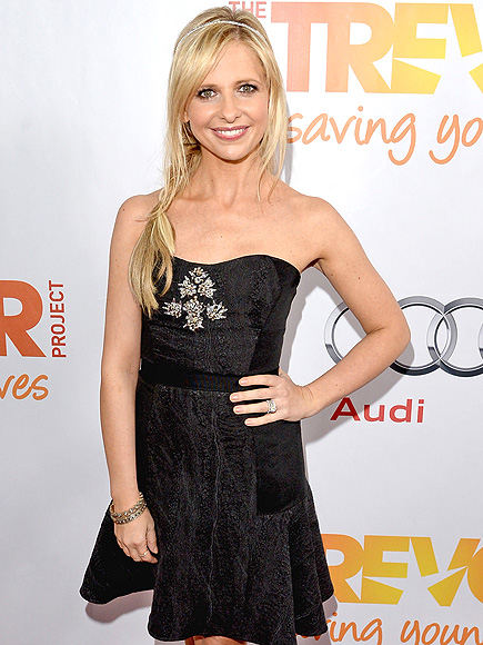Sarah Michelle Gellar Reddit AMA: What Were Her Favorite 'Buffy' Episodes?