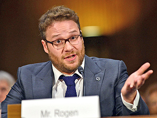 Seth Rogen Asks Congress for Alzheimer's Support | Seth Rogen