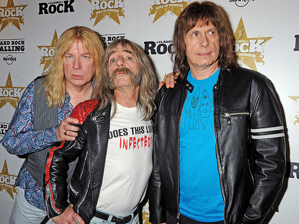 This Is Spinal Tap Turns 30: The Bands That Inspired the Classic Film| Spinal Tap, This is Spinal Tap, This is Spinal Tap, Christopher Guest, Harry Shearer, Michael McKean, Rob Reiner, RolesClass