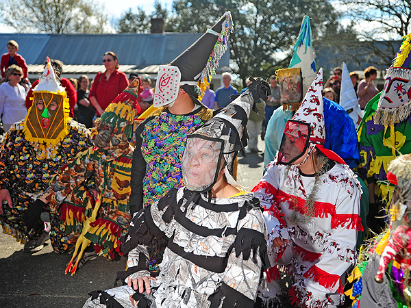 Courir de Mardi Gras: The Strangest Tradition You've Never Heard Of| Around the Web