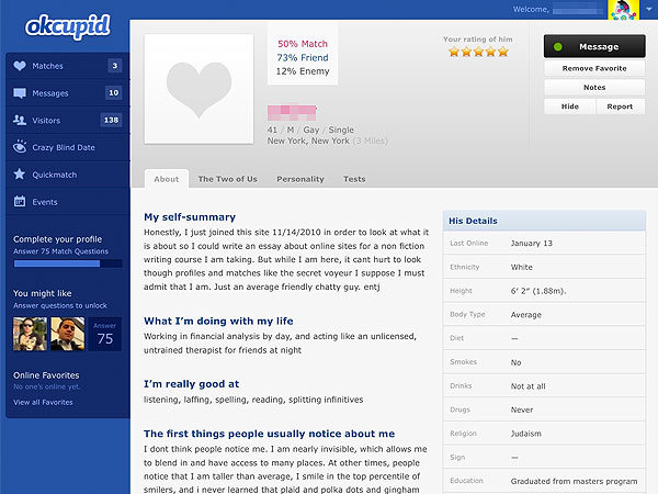 Online dating website trying to capitalize on Aurora shooting tragedy