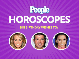Your Weekly Horoscope: Get Lost at a Music Fest ... or Is 'Adele Dazim' Your Destiny? | Horoscopes, Carrie Underwood, Eva Longoria, Robin Thicke