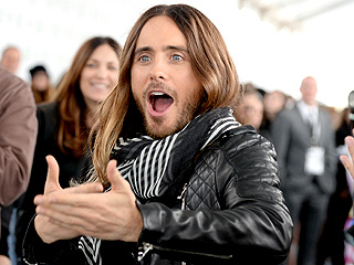 Jared Leto Preparing for Oscars with 'Strenuous Lovemaking'