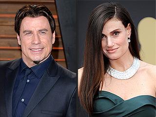 Idina Menzel or Adele Dazim? Stars React to John Travolta's Oscars Flub | Idina Menzel, John Travolta