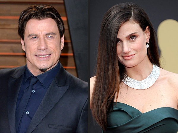 John Travolta Speaks on Idina Menzel Oscars Flub: 'I Thought, Let It Go!' | Idina Menzel, John Travolta
